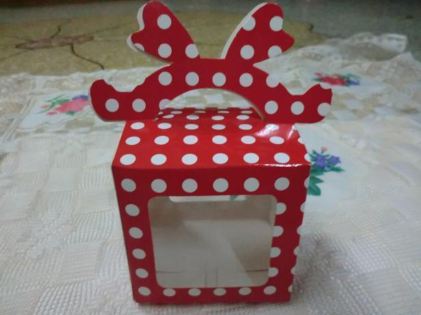 ขายส่งกล่องแพ็คของชำร่วย ถุงผ้าแก้ว พร้อมดอกไม้ โบว์ในการแพ็ค packitging